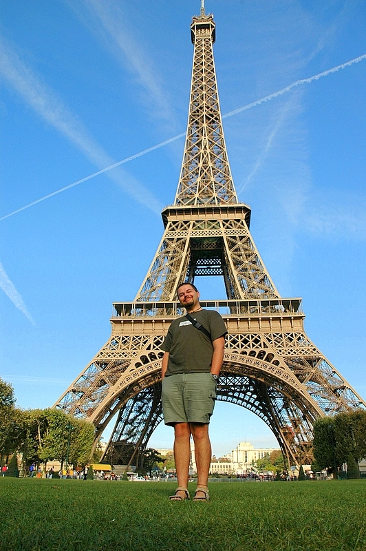 ja v parizi:)